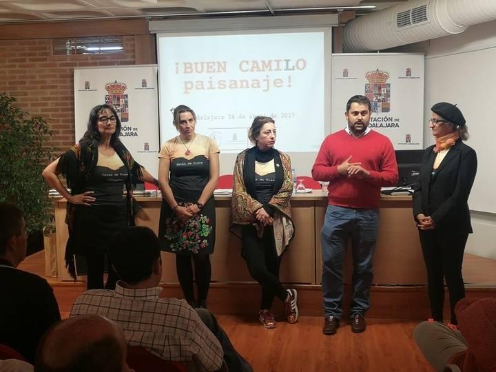 Más de 50 participantes en la jornada sobre el Viaje a La Alcarria celebrada en Guadalajara