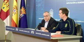 Los bomberos de Diputación tuvieron que actuar 1.130 veces durante el pasado año
