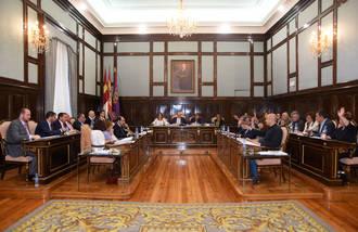 El Pleno de Diputación aprueba el Plan de Eficiencia Energética 2017