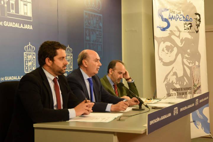 La Diputación organiza un amplio y variado programa de actividades por el centenario de José Luis Sampedro