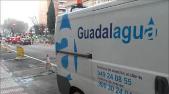 Este jueves, corte de agua en diversos puntos de la calle Sigüenza y de otras calles adyacentes