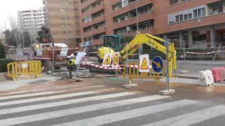 Este viernes, corte de suministro de agua en diversos puntos del entorno de la calle Sigüenza