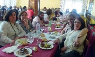 """La asociación """"Mujeres del 2000"""" de Yebra celebró el Día de la Mujer con una jornada repleta de actividades"""
