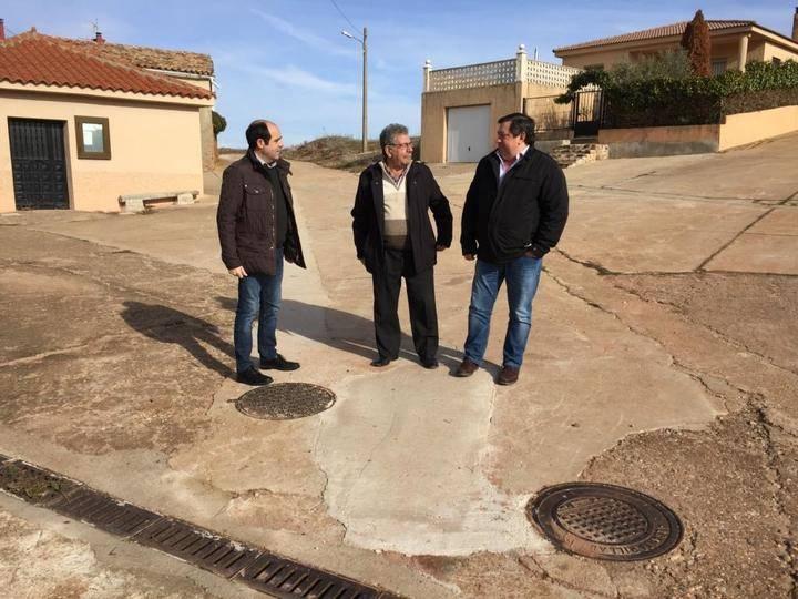 Más de 150.000 euros para renovar redes de abastecimiento en varios municipios de la provincia