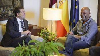 El podemita García Molina hace ahora