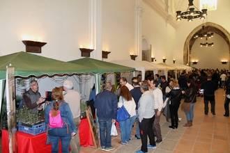 Más de 1.200 personas disfrutaron de la VIII Feria de la Trufa de Molina