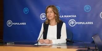 Guarinos quiere saber qué pasará con las obras del Hospital de Guadalajara tras los problemas de la constructora