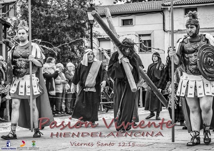 Hiendelaencina cumple este Viernes Santo la 45ª edición de su Pasión Viviente
