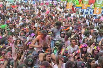 Color, deporte y diversión: La Holi Run vuelve a Guadalajara en mayo