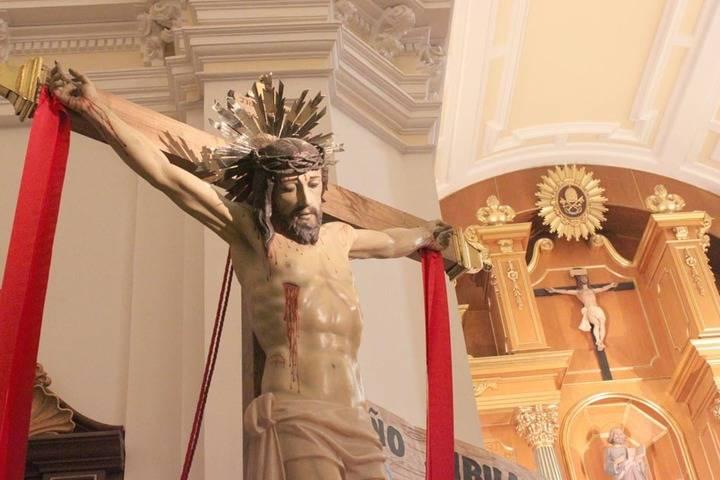 Cabanillas ya sabe cómo va a celebrar sus Fiestas del Cristo de la Expiación