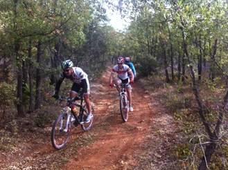 El domingo 23, X Ruta de las Aliagas en Peñalver, tercera prueba del Circuito MTB Diputación de Guadalajara