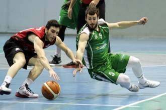 El Isover Basket Azuqueca no supo aprovechar la oportunidad