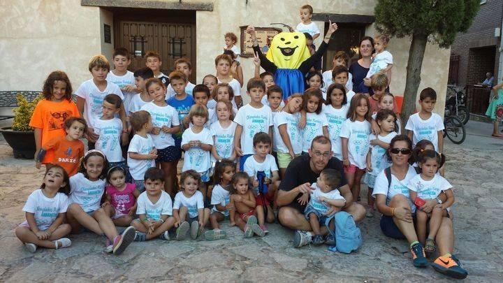 Arbancón celebra este sábado su I Día de la Infancia