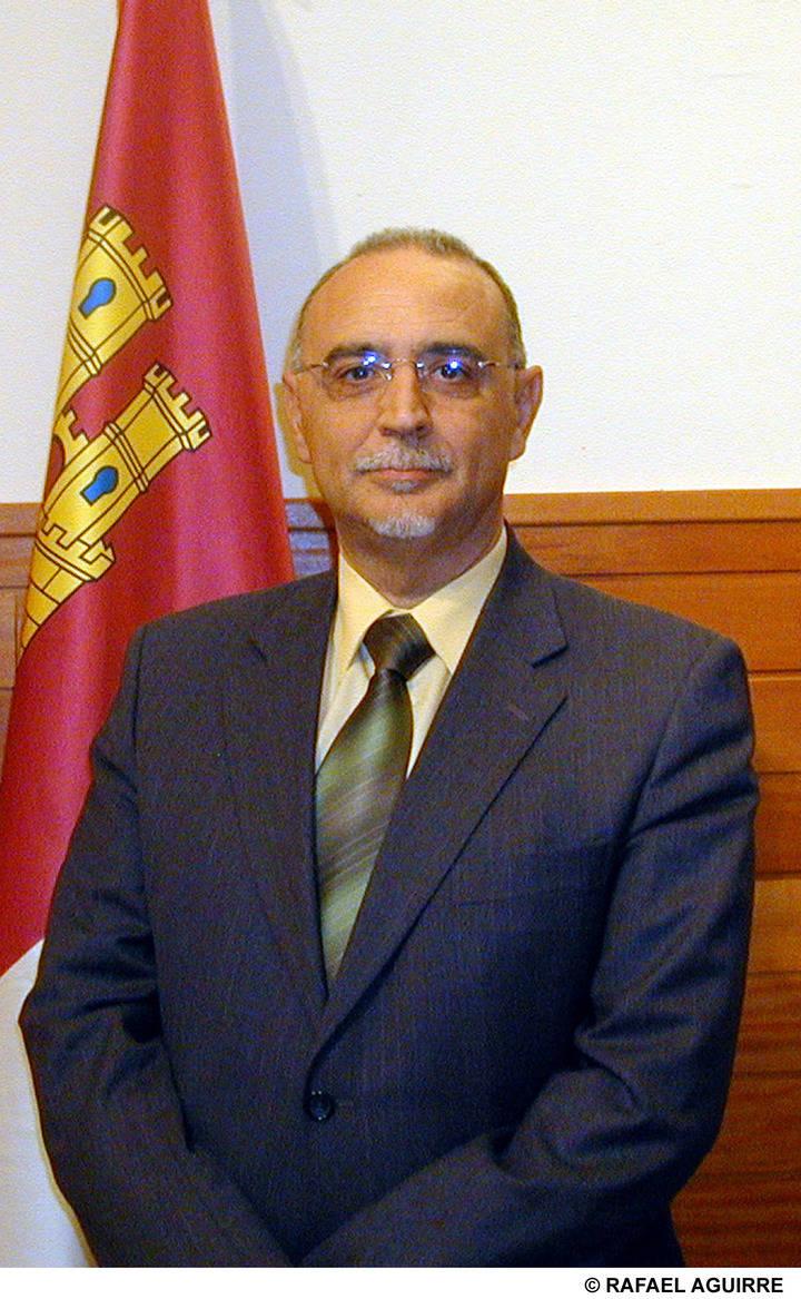 José Arroyo Arroyo, nuevo Comisario Jefe de Policía de Guadalajara