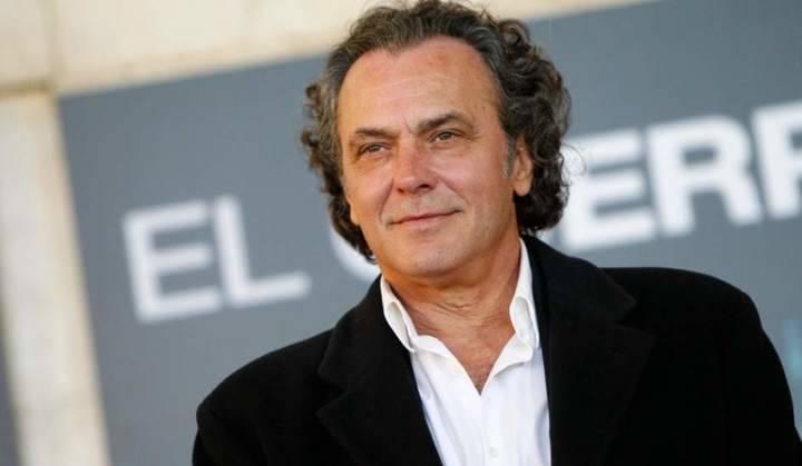 El actor José Coronado, 59 años, hospitalizado tras sufrir un infarto