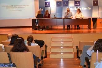 Orientadores de centros docentes de Guadalajara intercambian experiencias en una jornada de trabajo