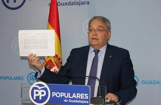 """De las Heras subraya que los PGE de 2017 """"consolidan la creación de empleo y el crecimiento económico en España"""""""