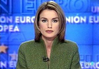 Un periodista muy conocido habría pedido sexo a Doña Letizia a cambio de enchufarla en TVE