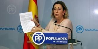 """Valmaña: """"Mientras Rajoy gobierna y trabaja para España, Page se dedica a hacer campaña para sus intereses personales y los de su partido"""""""