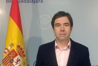 """Robisco: """"Destinar solo 3.847 euros al centenario de Buero Vallejo es una vergüenza y otra humillación de Page a Guadalajara"""""""