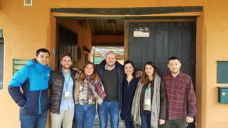 Los jóvenes de NN GG de Guadalajara participan en la Escuela de Formación que se celebró en Toledo