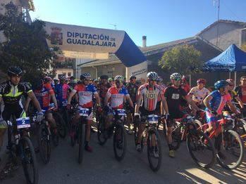 Gárgoles de Arriba inicia el Circuito MTB Diputación de Guadalajara, con 380 participantes