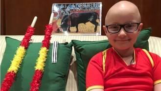 Muere a los 8 años Adrián Hinojosa, el niño con cáncer que quiso ser torero