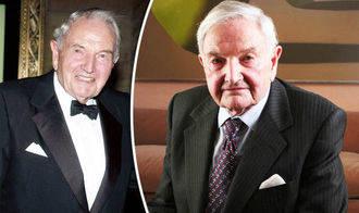 Muere a los 101 años el banquero multimillonario David Rockefeller