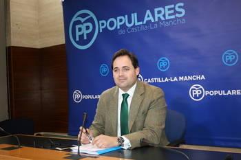 """Núñez denuncia """"la irresponsabilidad del PSOE de Page al criticar las enmiendas presupuestarias del PP sin conocerlas"""""""