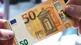 El nuevo billete de 50 euros empieza a circular este martes