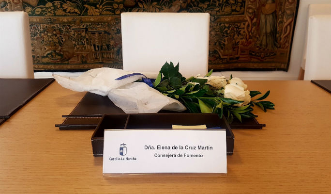 """Page y su Gobierno muestran un """"hondo pesar"""" por la muerte de Elena de la Cruz"""