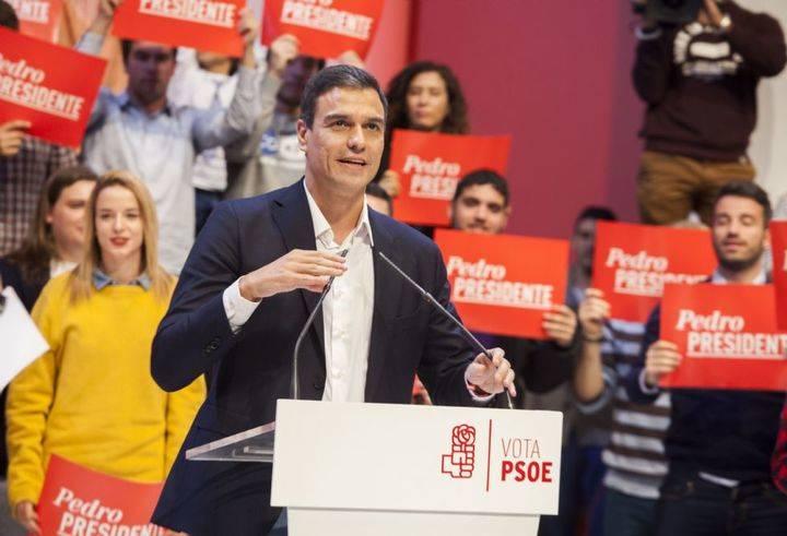 Un grupo numeroso de militantes socialistas de Toledo constituyen una Plataforma de Apoyo a Pedro Sánchez