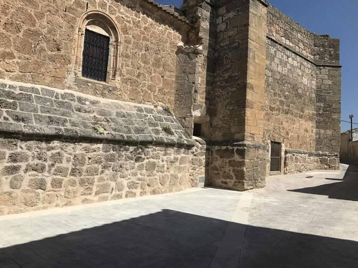 El Ayuntamiento de Almonacid de Zorita continúa la reforma del casco urbano