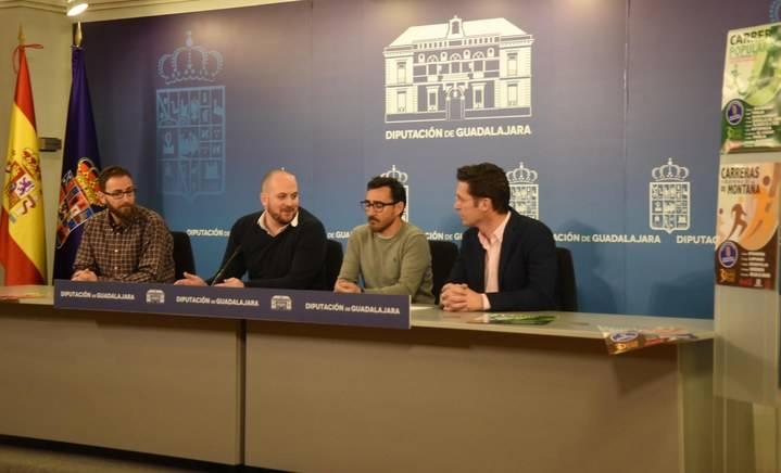 La Diputación de Guadalajara promueve 15 Carreras Populares en la provincia