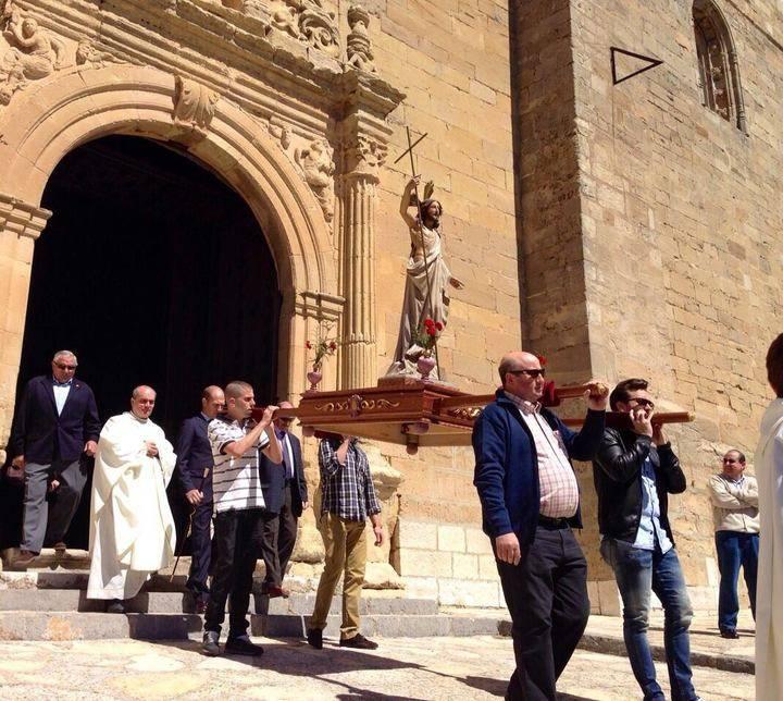 La Semana Santa de Pareja y el 'Abril Cultural' conviven en un mes repleto de propuestas