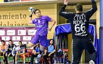 Quabit Guadalajara consigue dos puntos vitales ante Aranda (27-26)