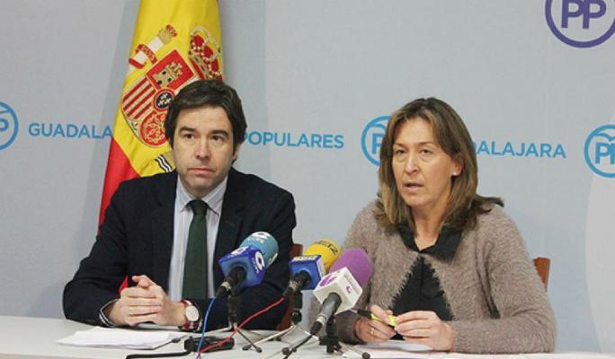 El PP espera que el PSOE apoye la candidatura de Guadalajara como Ciudad del Deporte
