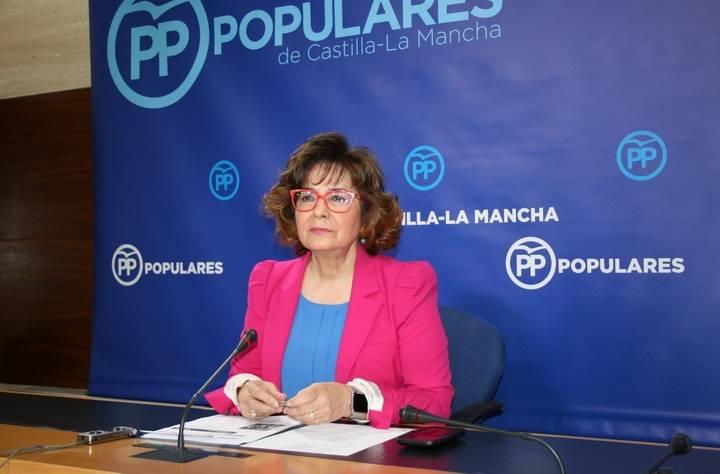 """Riolobos exige a Page """"que dé la cara ante la inestabilidad política y social que vive Castilla-La Mancha"""""""