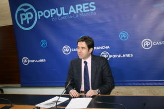 """Robisco señala que el PP acude a su XIII Congreso Autonómico """"con ilusión y propuestas en torno al liderazgo de Cospedal"""""""