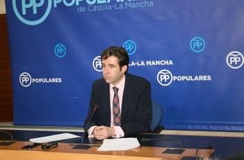 """Robisco destaca """"la unidad y la fortaleza de un partido de gobierno, como el PP, que volverá a gobernar Castilla-La Mancha en 2019"""""""