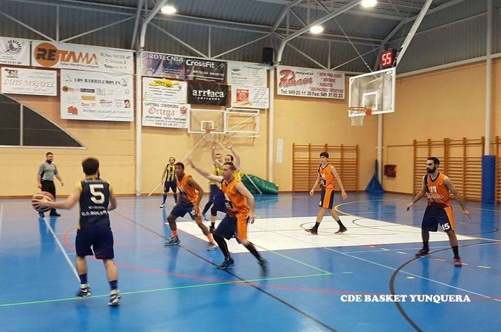 A falta de dos jornadas, el JUPER Basket Yunquera se proclama campeón del grupo A