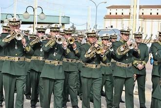 El Centro Deportivo Municipal 'Valdeluz' acoge este sábado el II Certamen de Música Cofrade de Yebes