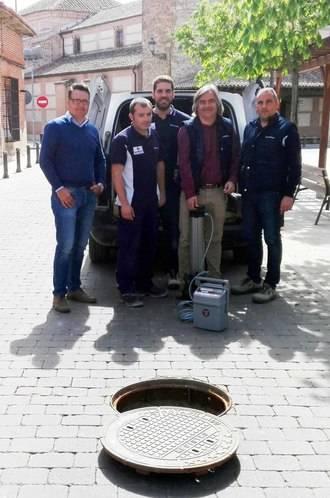 Sensores de movimiento y calor en El Casar para acabar con las ratas sin productos químicos