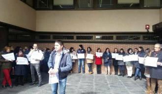 Los trabajadores de los Juzgados de Guadalajara piden más medios y recursos y formación para el expediente digital