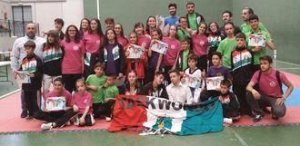 Magnifico fin de semana para el Club Taekwondo Cabanillas