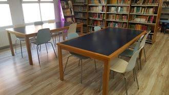 Cabanillas mejora el equipamiento de la Biblioteca Municipal