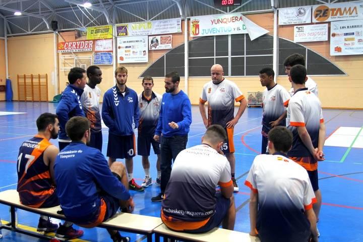El JUPER Basket Yunquera no acaba de convencer en su victoria ante Pozuelo de Calatrava