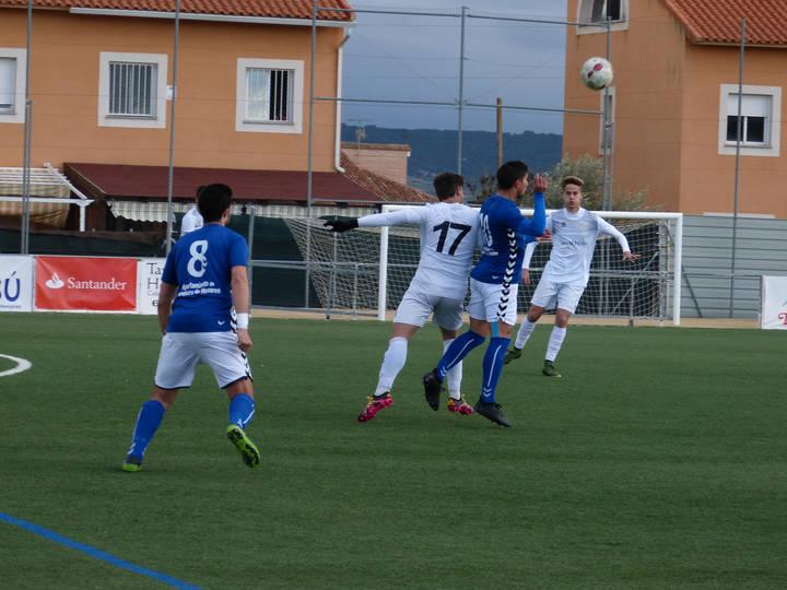 El C.D.Yunquera consigue tres puntos de oro frente al Spt. Cabanillas (1-0)