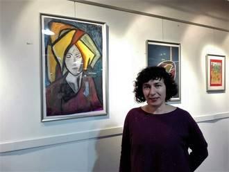 Los duendes cromáticos de Esmeralda Gonzalvo toman la Sala de Arte del Centro Cultural de Valdeluz