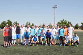 Catorce equipos de la liga de Fútbol 7 han confirmado ya su participación en la Copa de Azuqueca